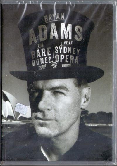 Bryan Adams Live At Sydney Opera House Dvd - Los Chiquibum