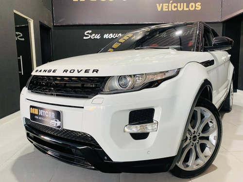 Imagem 1 de 15 de Land Rover Range Rover Evoque 2.0 Dynamic Tech 4wd 16v