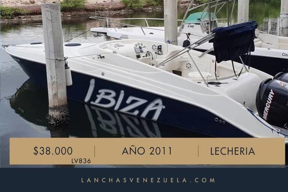 Lancha Legacy 34 Lv836