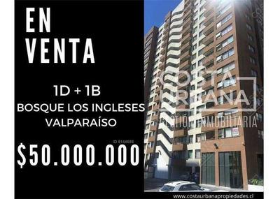 Costa Urbana / En Venta Departamento En Bosque Ingles Valparaíso