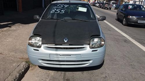 Sucata Renault Clio Rn 1.0 2000 (somente Peças)