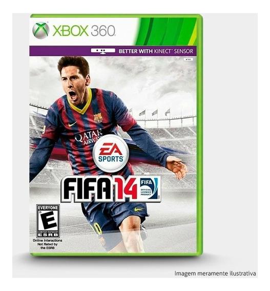 Fifa 14 - Original Para Xbox 360 - Novo
