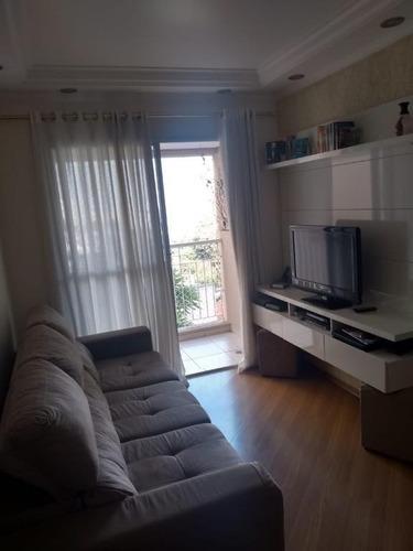 Apartamento Com 3 Dormitórios À Venda, 62 M² Por R$ 335.000,00 - Vila Ema - São Paulo/sp - Ap3064