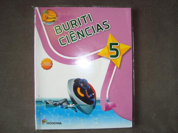 Livro Buriti Ciências5 - 3º Edição - Moderna