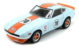 Miniatura Datsun 240z 1970 #70 Gulf Oil Greenlight 1/24