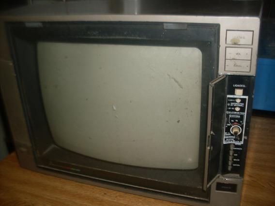 Tv Mitsubishi De 12 Polegada Mod: Tc1441