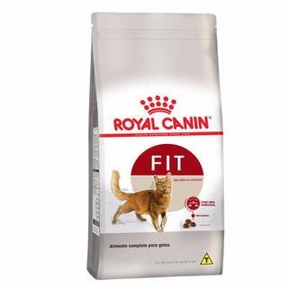 Ração Royal Canin Fit Gatos 7,5 Kg Pett