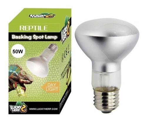 Lampara De Calor Y Luz Diurna Para Reptiles 50w