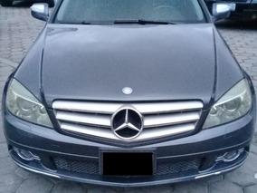 Mercedes-benz Clase C 280 2008 Gris