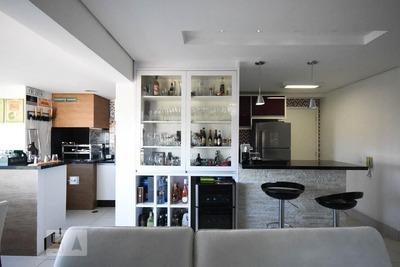 Apartamento No 23º Andar Mobiliado Com 2 Dormitórios E 2 Garagens - Id: 892930000 - 230000