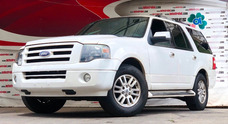 Ford Expedition Limited Piel Dvd 2010 Llantas Michelin