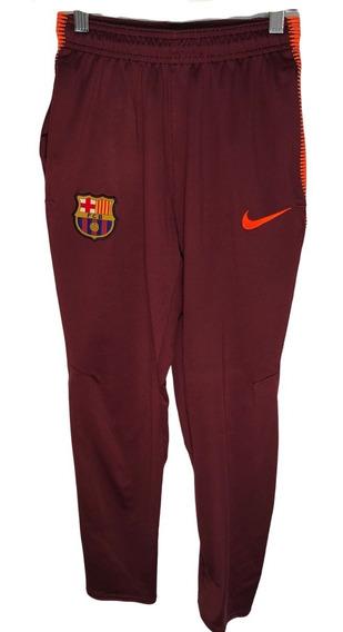 Pantalon Jogging Nike Chupin Barca Niño Talle M_an&av