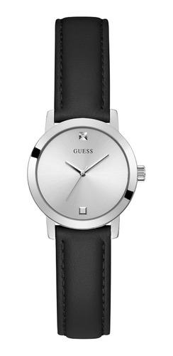 Reloj Para Mujer Guess Mini Nova Color Negro Gw0246l2