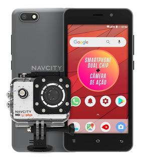 Promoção Meu Pai É Go!celular Np752 Desbl+camera Ação Ng100p