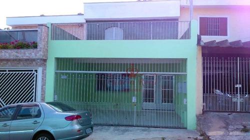 Sobrado Com 3 Dormitórios À Venda, 200 M² Por R$ 475.000,00 - Jardim Cidade Pirituba - São Paulo/sp - So0157
