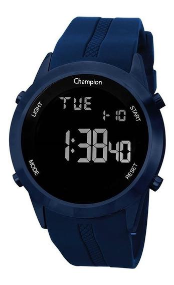 Relógio Feminino Champion Digital Ch40259a - Azul