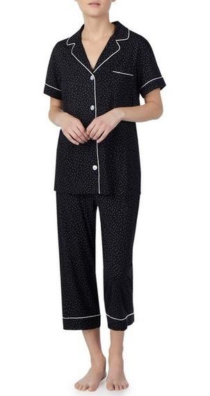 Pijamas Dama Extra 2x 18w-20w Secret Treasur Set Blusa/capri