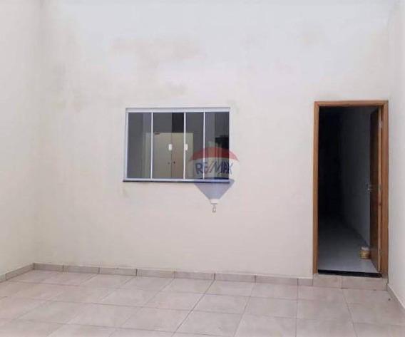 Casa Com 2 Dormitórios À Venda, 80 M² Por R$ 220.000 - Jardim Ypê - Botucatu/sp - Ca0719