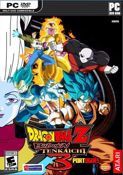 Dbz Budokai Tenkaichi 3 Mod Dragon Ball Super 2018 Pc