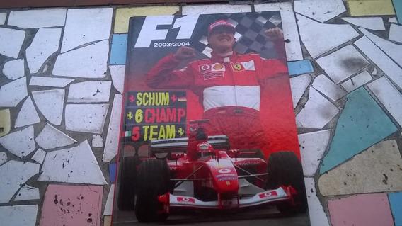 Livro F1 2003 2004