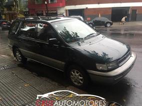 Hyundai Santamo 2.4 Dlx Finan/permut Leer Bien