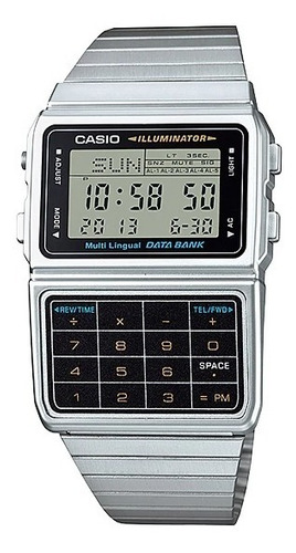 Reloj Casio Core Data Bank Dbc-611-1vt
