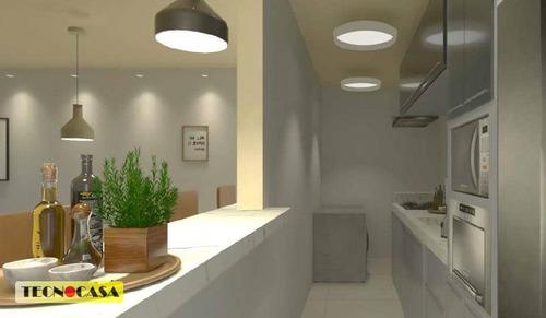 Excelente Apartamento Com 02 Dormitórios Para Venda Com  62 M² No Bairro Campo Da  Aviação Em  Praia Grande/sp. - Ap6578