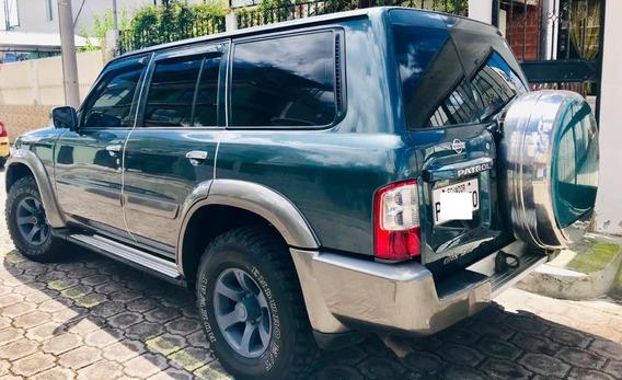 Hermoso, Potente, Comodo Y Flamante!!!! Nissan Patrol!!!!!!!