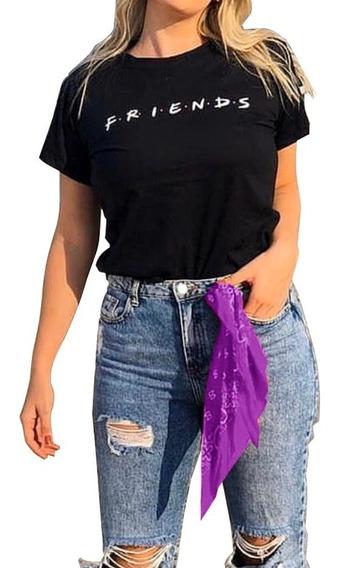Camisetas Femininas De Algodão Premium - Modelos Exclusivos