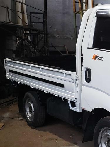 Carroceria Ferro Lata 3m Hyundai Hr Kia Bongo