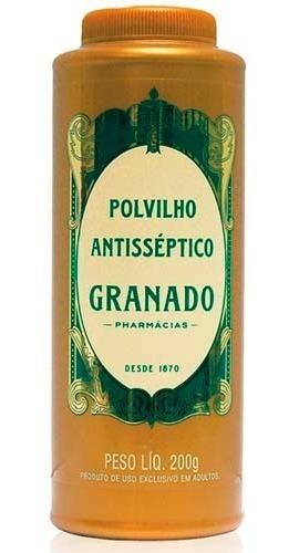 Talco Granado Polvilho Antisséptico 200g
