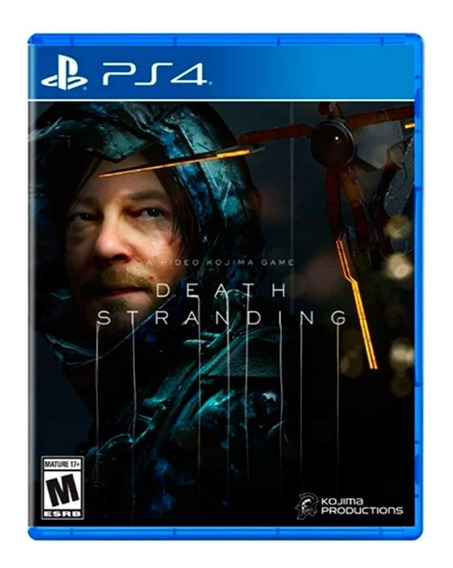 Death Stranding Edition - Ps4