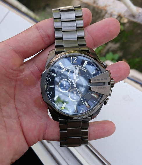 Relógio Diesel Only The Brave Original - Não É Réplica