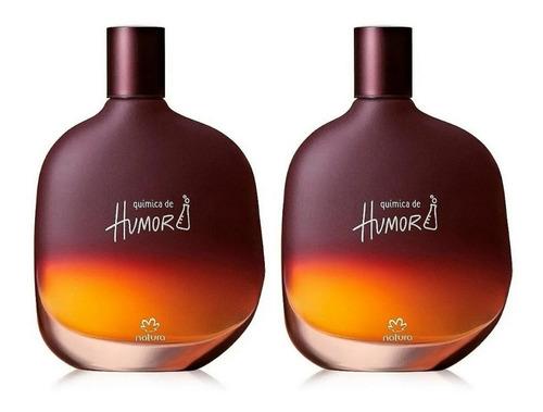 Perfume Química De Humor X 2 Masculino - mL a $367