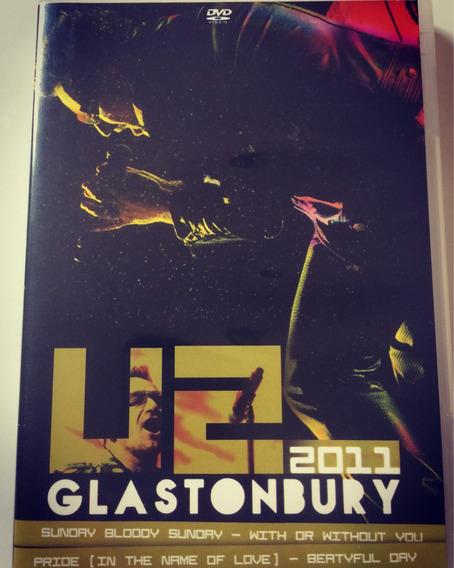 Dvd U2 Live Glastonbury