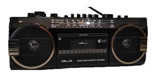 Radio Caseette 80s Dblue