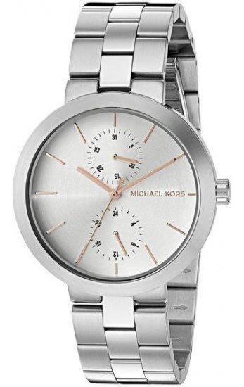 Relógio Michael Kors Feminino Prata - Mk6407/1cn