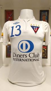 Camisa Futebol Ldu 2011 Umbro