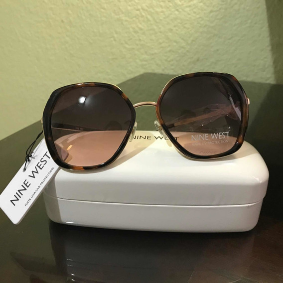 Excelente Para Regalo Lentes De Sol Nine West Original