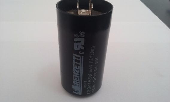 Capacitor Eletrolítico P/ Part. Motore 130/156uf 110vca 7un
