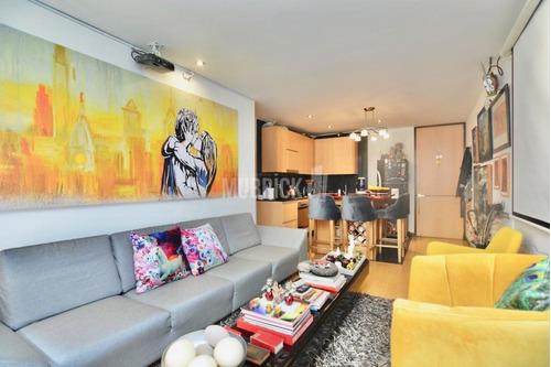 Apartamento En Venta En Bogota El Refugio