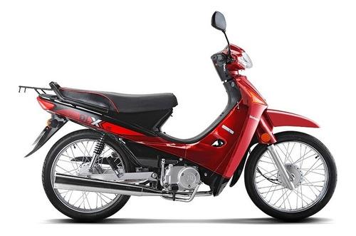 Moto 110 Motomel Dlx 110cc Deluxe