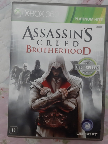 Assassino Creed Brotherhood Xbox 360