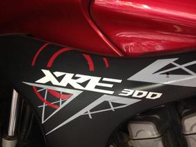 Honda Xre300 Roja 19000 Km Como Nueva