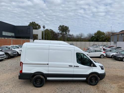 Ford Transit Van Mediana Techo Bajo 2.2 2021