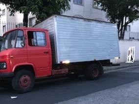 Mercedes-benz Mb 608 Baú