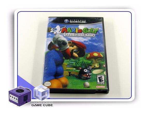 Gc Mario Golf Toadstool Tour Gamecube Original