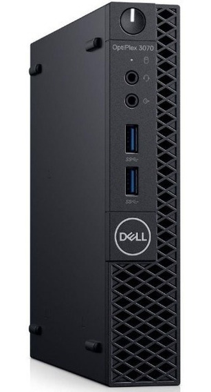 Pc Optiplex 3070 Small Desktop 8gb 256 Ssd