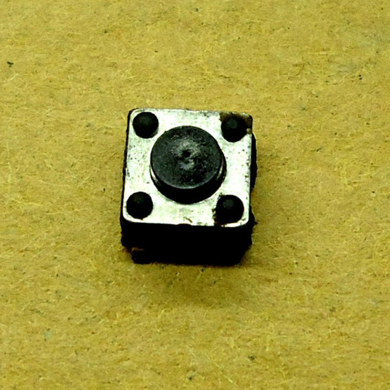 Mini Botão Start Lote 200 Un: Eletronica Etc Multi -uso