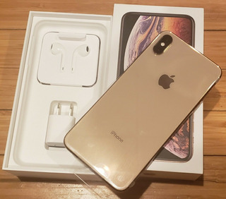 Apple iPhone Xs Max Unlocked Phone 256gb